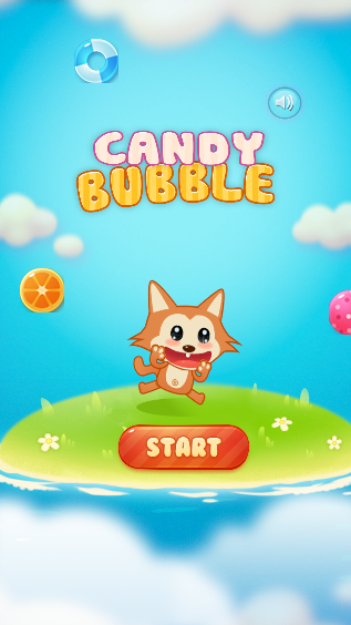 Candy Bubble - Free online games at Agame.com
