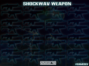 ShockWav Weapon