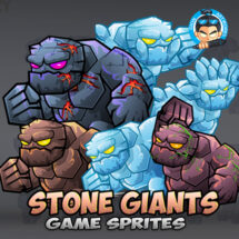 Stone_Giants_Game_Character_Sprite_Sheets ICOn